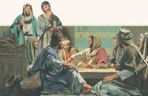 Jesus teaches apostles1