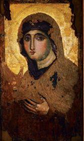 Image result for Luke's portrait of Mary kept at Santa Maria Maggiore Church in Rome